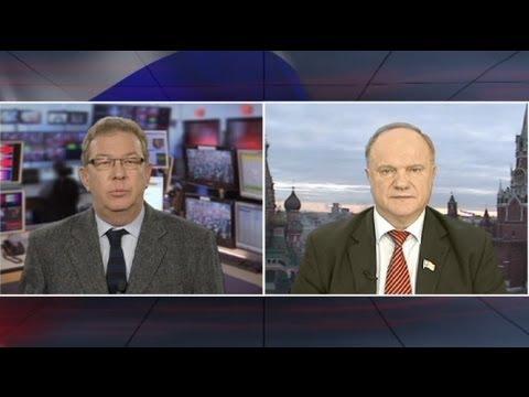 Russia: Zyuganov si dice ottimista sulle elezioni