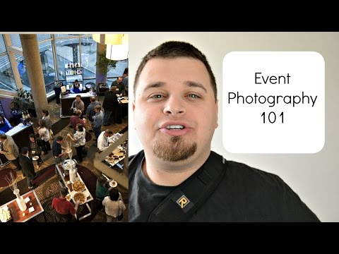 Event Photography Tutorial 101: How To Shoot Events