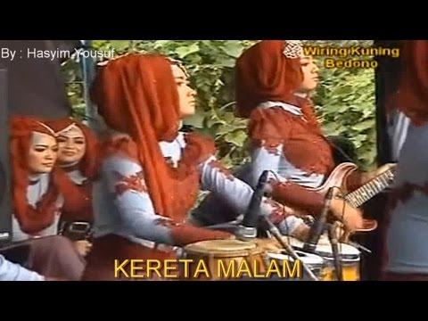 KERETA MALAM - QASIMA Group [Sing Ngendang Jian Gak Nguati,,, Keren]