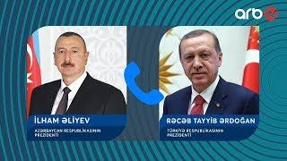 Rəcəb Tayyib Ərdoğan Prezident İlham Əliyevi ad günü münasibətilə təbrik edib (24.12.2019) - ARB 24