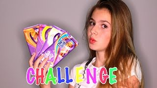 MILKA CHALLENGE - NINA HOUSTON