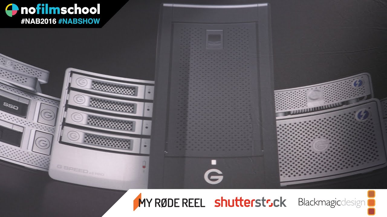 0ec4e3682d6 G-Tech Brings Out the Big Guns of Protected Storage Solutions with the  120TB G-Rack 12