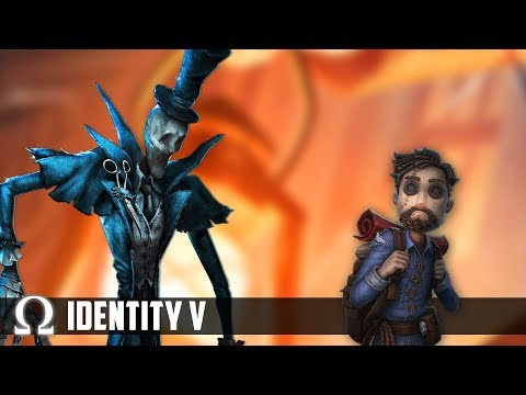 HONEY, I SHRUNK THE SURVIVOR!  Identity V Multiplayer Dead  Daylight Style Mobile Game