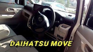 Daihatsu Move Test Drive and Review   Daihatsu Move Conte Review   2021 Daihatsu Move