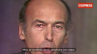Les phrases cultes de Valéry Giscard d'Estaing