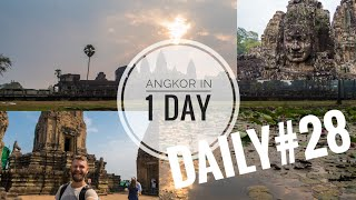 Angkor in 1 day | Siem Reap | Cambodian best temples