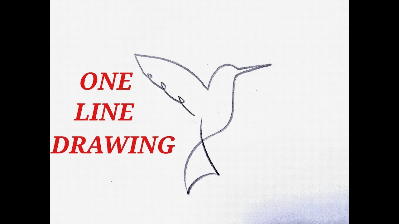 One Line Drawing Easy Simple Line Drawing Art Challenge One Line Single Stroke Drawing Youtube