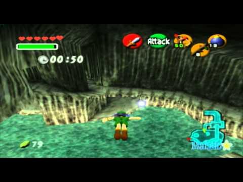 Legend of Zelda: Ocarina of Time Walkthrough - Zora's Domain