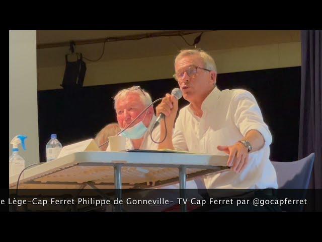 11 Protection de la presqu'île du Cap Ferret - PALCF Accès Chemin Côtier chez Hortense Cap Ferret
