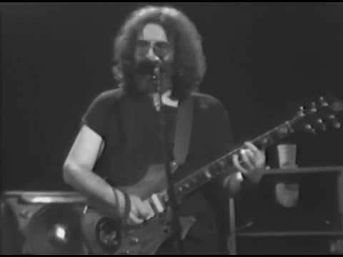 Jerry Garcia Band Mission In The Rain