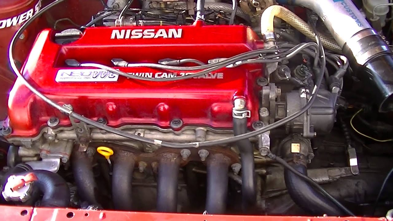 Sr20ve Start Up Problem After New Clutch Install 1 Of 2 Youtube Wiring Harness