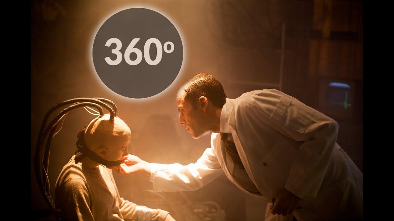 10 Years of Horror Nights | 360° Virtual Reality Trailer