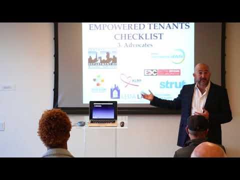 LEDA LAW - Empowered Tenants Checklist