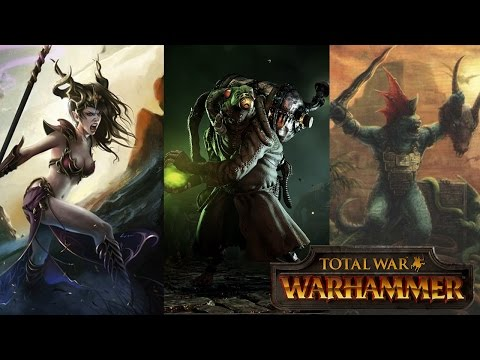 Total War Warhammer Game 2 Will be Announced on March 31 at EGX Rezzed