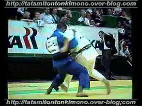 Judo video [-73kg] Hector Lombard (CUB) Daniel Fer...