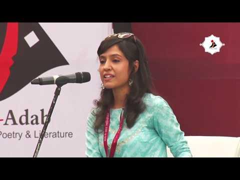 Afsana Padh Rahi Hoon | RJ Sayema | Jashn-e-Adab 6th Poetry Festival 2017 Phase 2