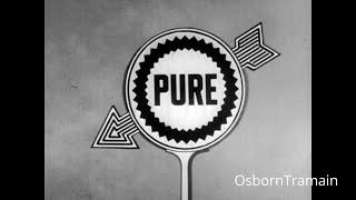"""1961 Pure Oil Company """"Firebird"""" Gasoline Commercial"""