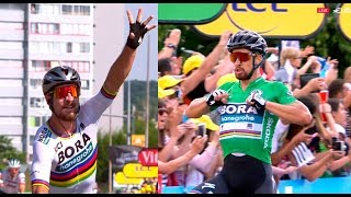 Peter Sagan Tour de France 2018 all wins