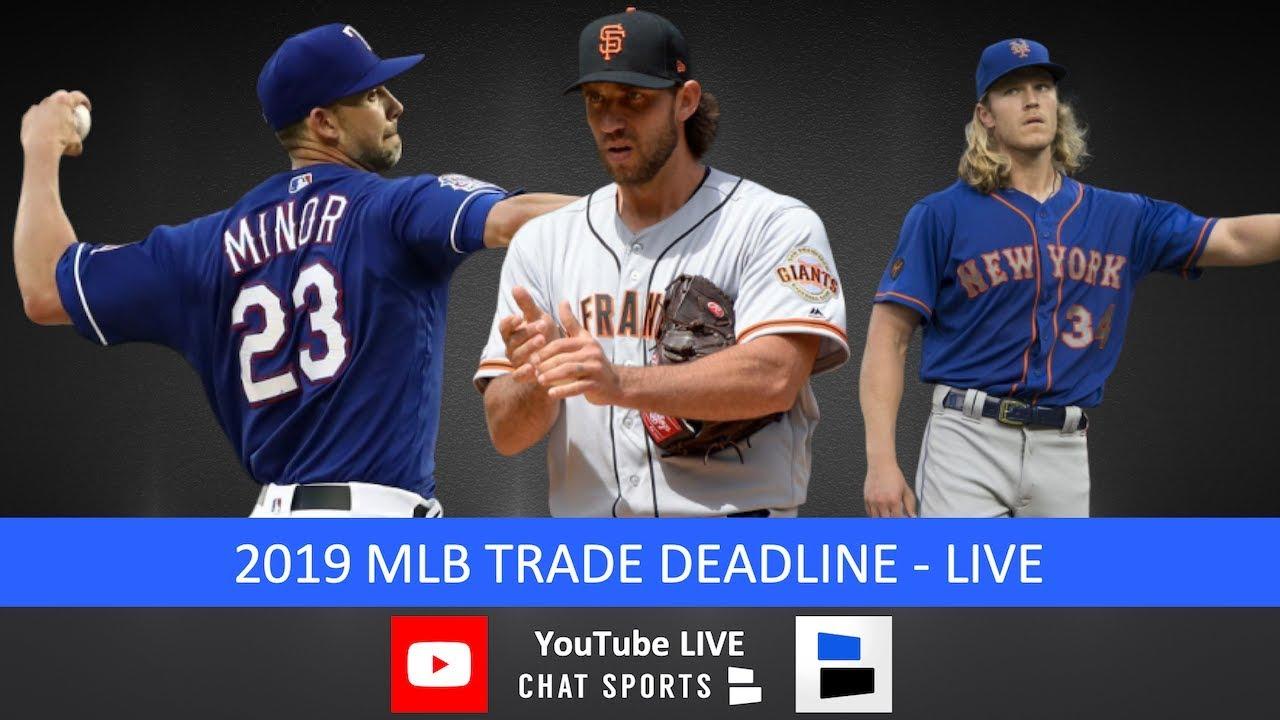 Wednesday's MLB trade deadline rumors, tracker