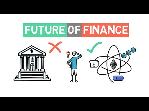 DEFI - The Future Of Finance Explained