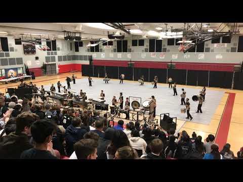 Franklin (Elk Grove) HS Percussion NCBA Championship 2018