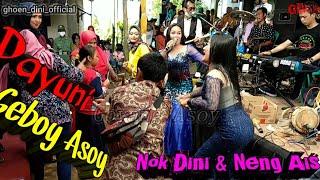 Goyang Asoy Dua Wanoja Cantik - Nok Dini & Neng Ais || live @ Anjung Tirta Sumedang