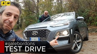 Hyundai Kona | Tecnologia e un design che divide... [ENGLISH SUB]
