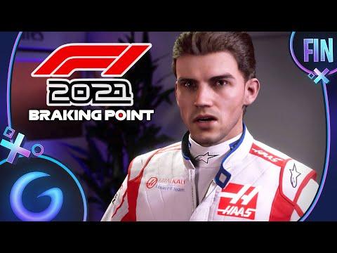 F1 2021 : MODE BRAKING POINT FR #FIN