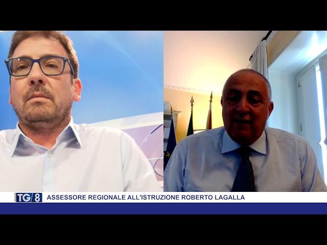 17:09Intervista all'assessore regionale all'istruzione Roberto Lagalla