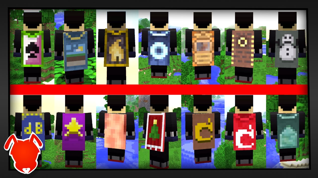 THE UNKNOWN CAPES of MINECRAFT? - YouTube