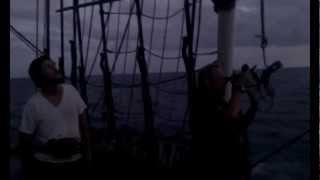 HMS BOUNTY 2012 season
