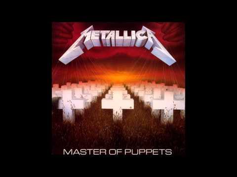 Metallica - Master of Puppets (bass enhanced)