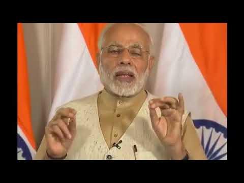 PM Narendra Modi's speech on 'Youth Power:  in Tumakuru, Karnataka.