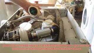 Bulaşık Makinesi Suyunu Atmıyor Boşaltmıyor ( Pompa Arıza )- Sesli Bilgiler TR - Teknik