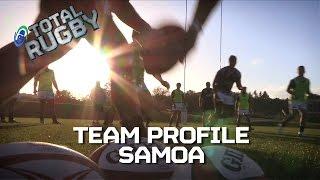 RWC Team Profile - Samoa