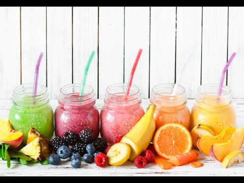 best smoothie for health boost, dieting or on the go