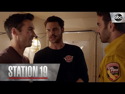 Gibson Acts As Montgomery's Wingman – Station 19