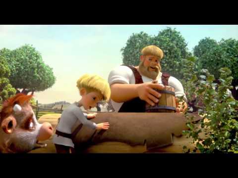 Мультфильм Никита Кожемяка 2017 смотреть онлайн русский трейлер | Новинки Кино