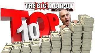 ✦ TOP 10 BEST & BIGGEST JACKPOTS ✦ MAY 2018 | The Big Jackpot