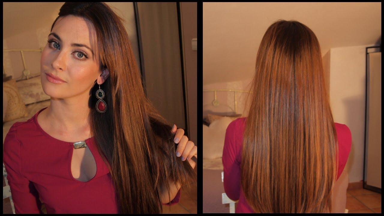Cuidados para un pelo largo cd430b2b29ba