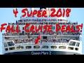 4 Shoulder Season Cruise Deals Plus Price of Booze in USA vs Canada!