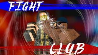[Roblox] Guter Blick auf Fight Club