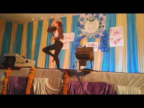 Dance,Bang Bang Hritik Roshan By medical student part 2 nmcth birgunj