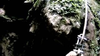 Cave in to Adventure: Rappelling into Valhalla Cave in Jackson County, Alabama.