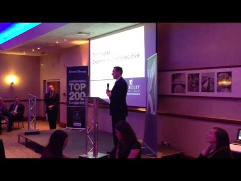 Top 200 Leicestershire Companies (video 3)