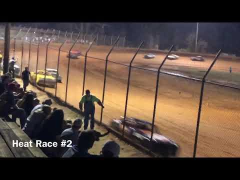 4/6/19 Pure Stock Harris Speedway