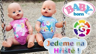 Baby Born dolls ❯❯ Playground o...