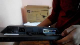 HP 20KD Monitor