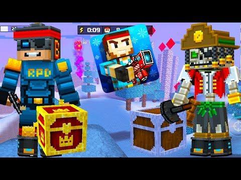 Pixel Gun 3D - Gold Chest VS Wooden Chests {Sorry}