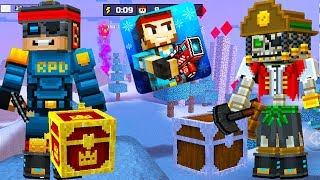 Pixel Gun 3D - Gold Chest VS Wooden Chests {Sorry}